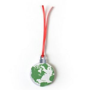 Small Seed Paper Ornament-L