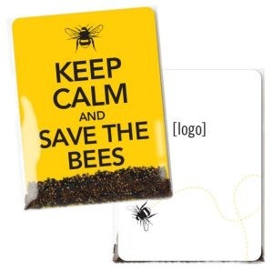 Pollinator Friendly Seed Packet