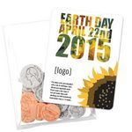 Custom Earth Day Seed Money Coin Pack (10 coins) - Stock Design M