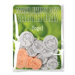 Custom Earth Day Seed Money Coin Pack (10 coins) - Stock Design P