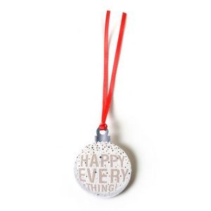 Small Seed Paper Ornament-J