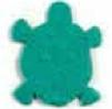 Custom Seed Paper Shape Bookmark - Turtle Style Shape