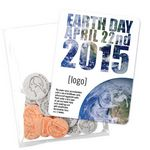 Custom Earth Day Seed Money Coin Pack (10 coins) - Stock Design N