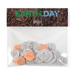Custom Earth Day Seed Money Coin Pack (20 coins) - Stock Design N