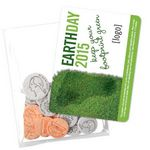 Custom Earth Day Seed Money Coin Pack (10 coins) - Stock Design G