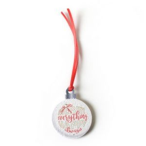 Small Seed Paper Ornament-I