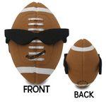 Custom CoolBalls Deluxe Foam Football Antenna Topper w/Sunglasses
