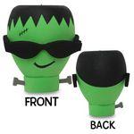 Custom CoolBalls Frankenstein Franky Antenna Topper