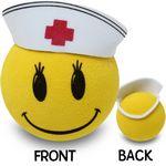 Custom CoolBalls Happy Nurse Antenna Topper