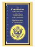 Custom The Constitution of the United States Pocket Booklet