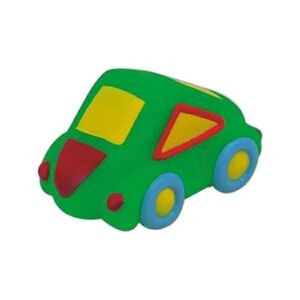 Rubber Funny Car Toy