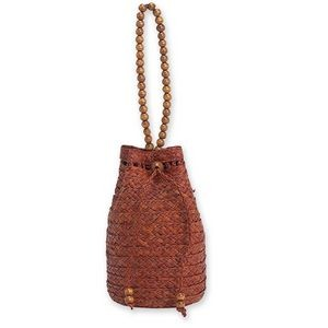 Sun 'N' Sand® Natural Minis Wristlet Drawstring Bag
