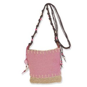 Sun 'N' Sand® Milas Natural Crossbody Bag