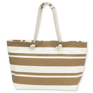 Sun 'N' Sand® Gelato Gems Large Shoulder Tote Beach Bag