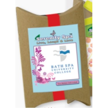 Eco-Green Serenity Spa and Aromatherapy Flower Garden Seed Kit