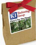 Custom Flowers or Trees in Bag Seed Kit