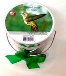 Custom Flower/Herb/Vegetable Seeds in Tin Bucket