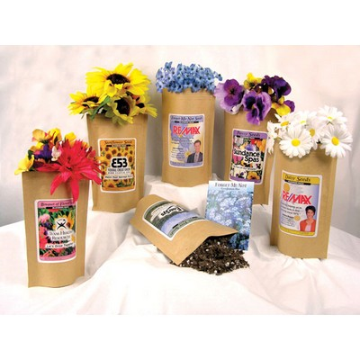Complete Flowering GroBag Mailer / Pouch Kit