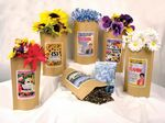 Custom Complete Flowering GroBag Mailer / Pouch Kit
