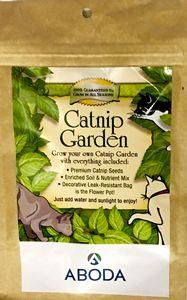 Catnip Garden in Pouch