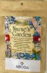 Custom Nurse's Garden pouch