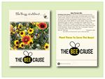 Custom Bee Mixture Seed Packet