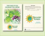 Custom Moneyplant Seed Packet