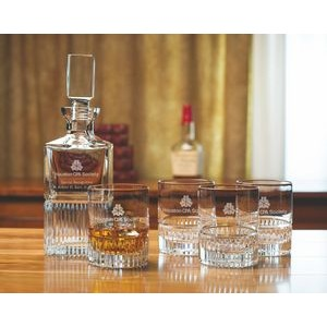 Parker Decanter Set (5 Piece Set)