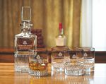 Custom Parker Decanter Set (5 Piece Set)