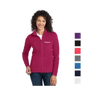 Port Authority� Ladies Microfleece Jacket