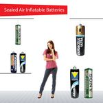 Custom PVC Sealed Inflatable Batteries
