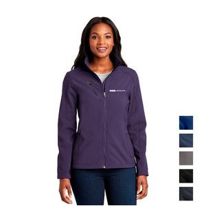 Port Authority� Ladies Welded Soft Shell Jacket
