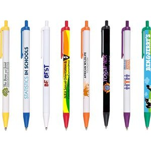 Full Color Stick Click Pen