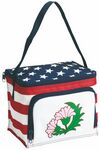 Custom Charleston 6 Can Cooler/Lunch Bag