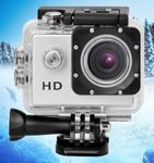 Custom Action Camera with LCD Screen Display