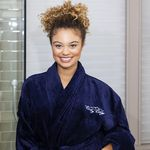 Custom Terry Velour Shawl Collar Robe (Color Embroidered)