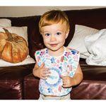 Custom Subli-Plush Baby Bib