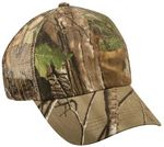 Custom Garment Washed Camo Assorted Cap with Mesh Back
