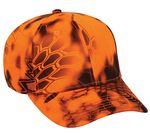 Custom Platinum Performance Camo Cap