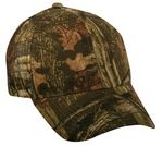 Custom Mesh Back Camo Assorted Cap with Hook/ Loop Tape Closure