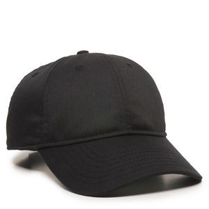 Recycled Plastic Solid Back Cap