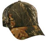 Custom 5 Panel Mesh Back High Crown Cap w/ Plastic Snap Closure
