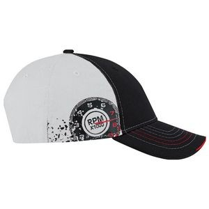 Full Fit Polycotton Racing Cap