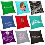 Custom Small Throw Pillow- Full Color (12