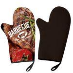 Custom BBQ Mitt- Rubber Insulation-Full Color