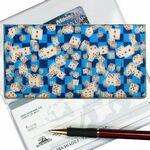 Custom 3D Lenticular Checkbook Cover (Dice)