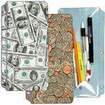 Custom 3D Lenticular Pencil Pouch (Money)