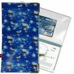 Custom 3D Lenticular Checkbook Cover (Snoopy & Bubbles)