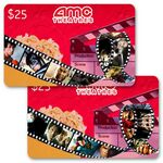 Custom 3D Lenticular Gift Card w/ Custom Image