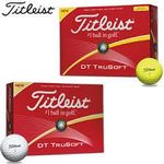 Custom Titleist DT TruSoft 2016 Golf Balls
